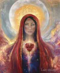 sisterhood of the rose-priestess of the rose- mary magdelena