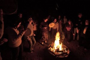 claire stone - fire ceremony- womens circles- ritual